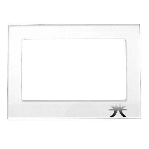 Marco magnético de la foto 5x7 marcos magneticos de fotos