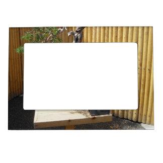 Marco magnético de la foto de la cerca marcos magneticos