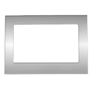 Marco magnético de plata de la foto marcos magneticos para fotos