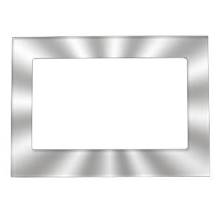 Marco magnético de plata de Starburst Marcos Magneticos Para Fotos