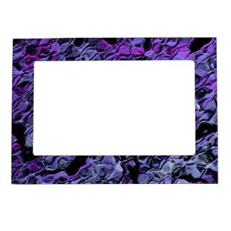 Marco magnético del enjambre Azul-Violeta Marcos Magnéticos Para Fotos
