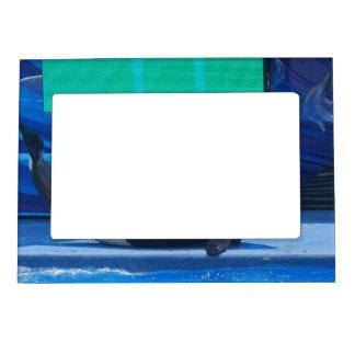 marco magnético del marco - modificado para requis foto de imanes