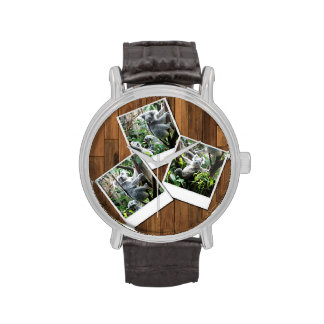 Marco multi inmediato de la foto de Personalizable Relojes