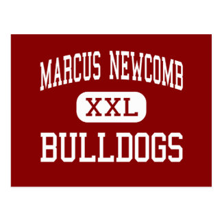 Marco Newcomb - dogos - centro - Pemberton Postal