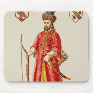 Marco Polo  dressed in Tartar costume Mouse Pad
