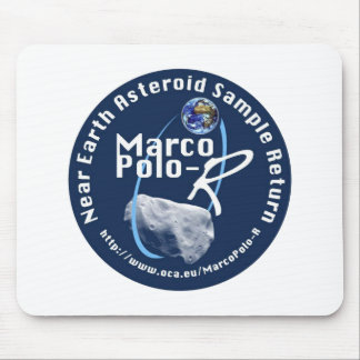 Marco Polo-R Mouse Pad