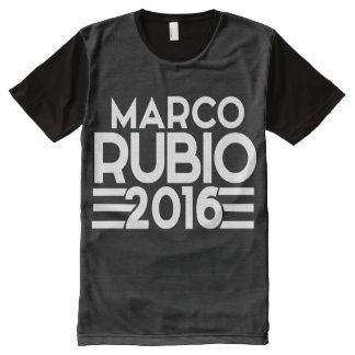 Marco Rubio 2016 All-Over-Print Shirt