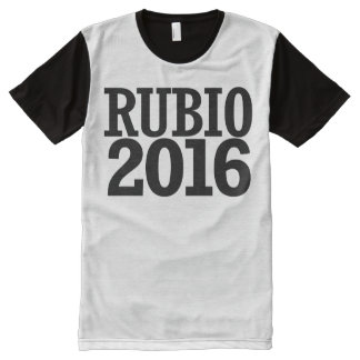 Marco Rubio 2016 All-Over-Print T-Shirt