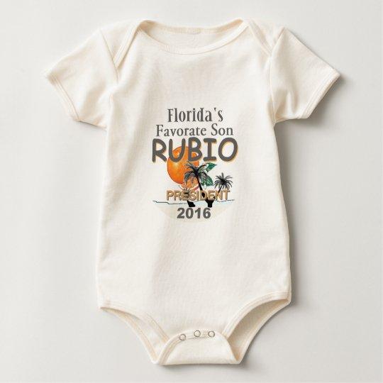 Marco RUBIO 2016 Baby Bodysuit