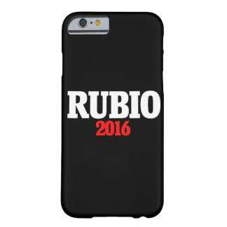 Marco Rubio 2016 Barely There iPhone 6 Case