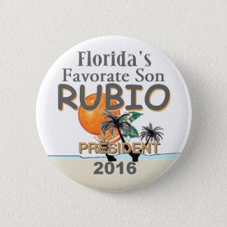 Marco RUBIO 2016 Button