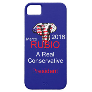 Marco RUBIO 2016 iPhone 5 Covers
