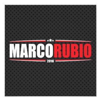Marco Rubio 2016 (estrellas y rayas - negro) Fotos