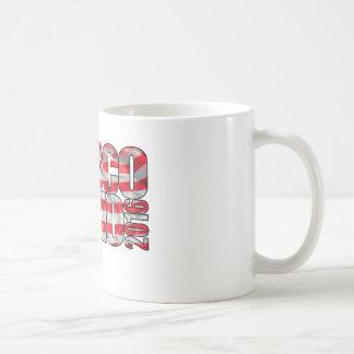 Marco Rubio 2016 (flag) Classic White Coffee Mug