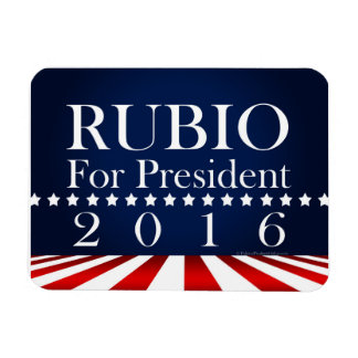 Marco Rubio 2016 for President Political Campaign Magnet