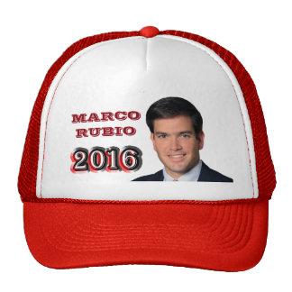 Marco Rubio 2016 Gorro