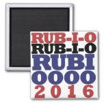 Marco Rubio 2016 Imán Para Frigorifico