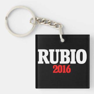 Marco Rubio 2016 Keychain