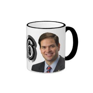 Marco Rubio 2016 Ringer Coffee Mug