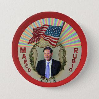 Marco Rubio 2016 Pinback Button