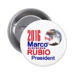 Marco RUBIO 2016 Pins