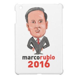 Marco Rubio 2016 President Caricature iPad Mini Cover