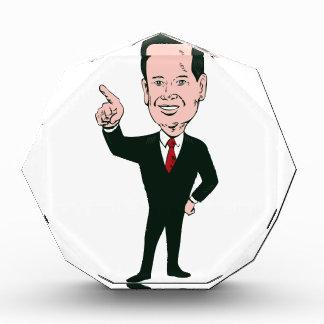 Marco Rubio 2016 Republican Candidate Acrylic Award