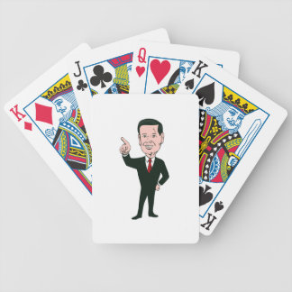 Marco Rubio 2016 Republican Candidate Bicycle Playing Cards