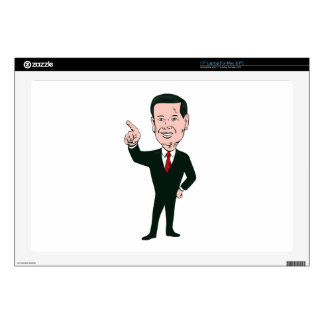 Marco Rubio 2016 Republican Candidate Decal For Laptop