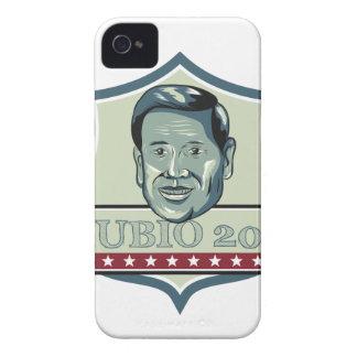 Marco Rubio 2016 Republican Candidate iPhone 4 Cover