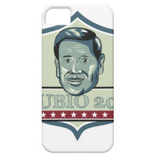 Marco Rubio 2016 Republican Candidate iPhone SE/5/5s Case
