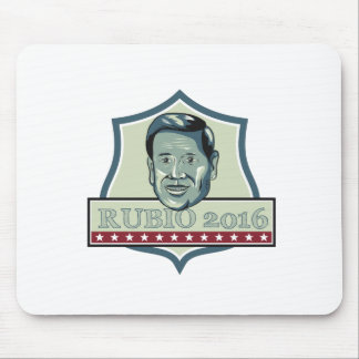 Marco Rubio 2016 Republican Candidate Mouse Pad