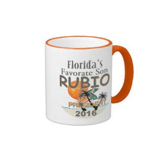 Marco RUBIO 2016 Ringer Mug