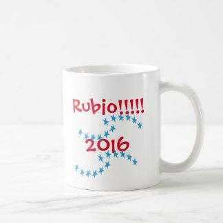 Marco Rubio 2016 Stars Election Gear Coffee Mug