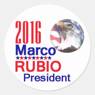 Marco RUBIO 2016 Stickers