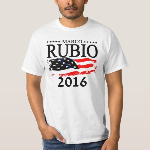 Marco Rubio 2016 T Shirt