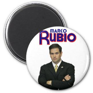 Marco Rubio 2 Inch Round Magnet