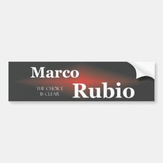 Marco Rubio 5,1 Pegatina Para Auto