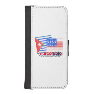Marco Rubio A New American Century iPhone SE/5/5s Wallet Case