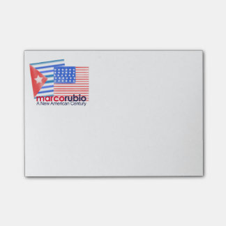 Marco Rubio A New American Century Post-it® Notes