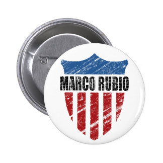 Marco Rubio Pinback Button