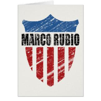 Marco Rubio Card