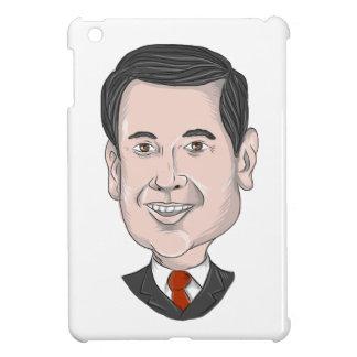 Marco Rubio Caricature iPad Mini Cases