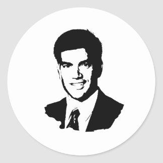 Marco Rubio Classic Round Sticker