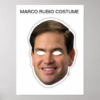 Marco Rubio Costume Poster
