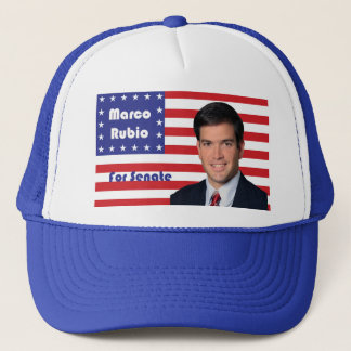 Marco Rubio for Governor Trucker Hat