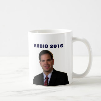 Marco Rubio For President 2016 Coffee Mug