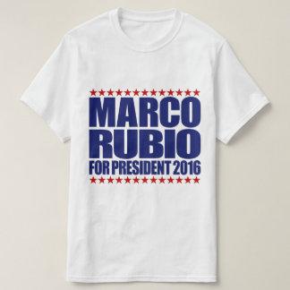 Marco Rubio For President 2016 Men's T-Shirt
