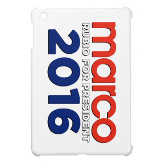 Marco Rubio for President iPad Mini Covers