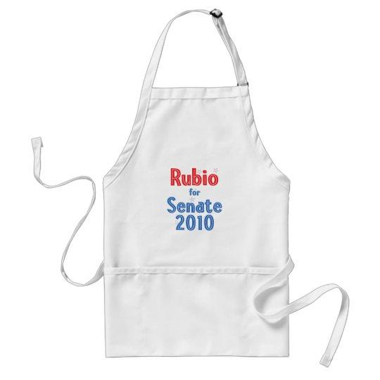 Marco Rubio for Senate 2010 Star Design Adult Apron